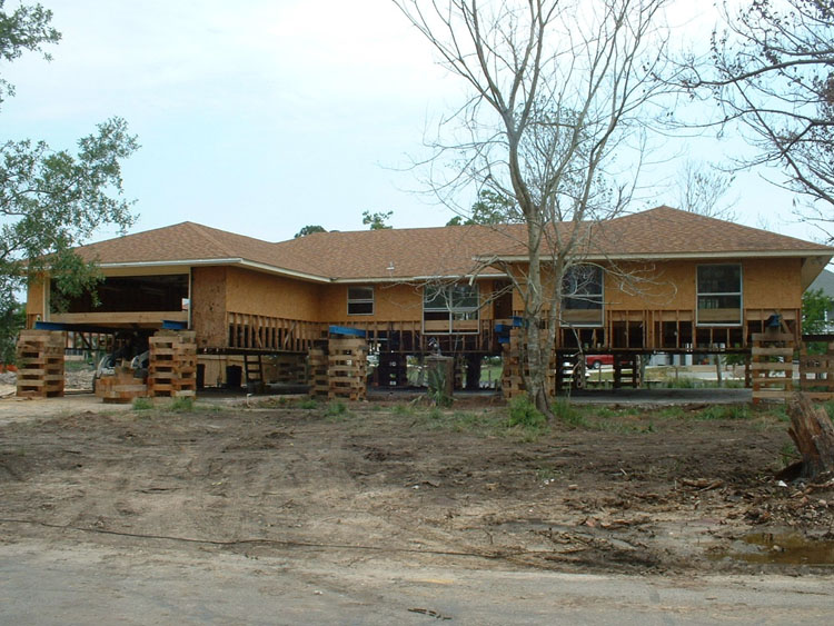House movers in louisiana 28 images saving homes by for Pier and beam homes